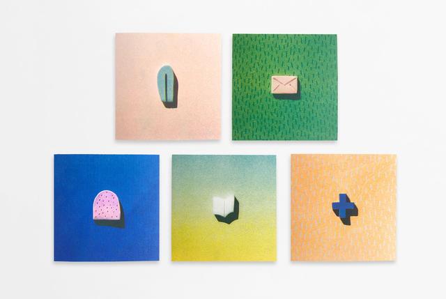 Katie Garth, 'Tokens (Just in Case)', 2018, SHIM Art Network