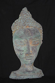 , 'Quan Yin Head,' , FLOWER + HEWES