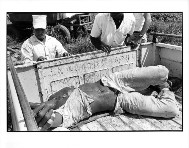 , 'Heat Exhaustion,' 1971, Clark Gallery