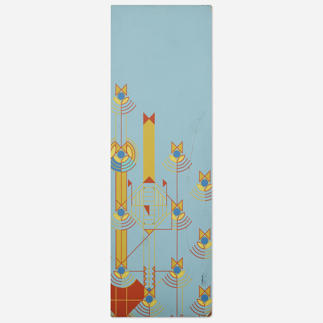 Frank Lloyd Wright, 'Panel from the Arizona Biltmore Hotel', 1973, Wright