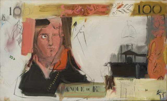 , 'French Money (Nero),' 1962, Tibor de Nagy