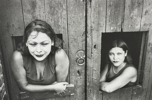 Henri Cartier-Bresson, 'Calle Cuauhtemoctzin, Mexico City', 1934, Phillips