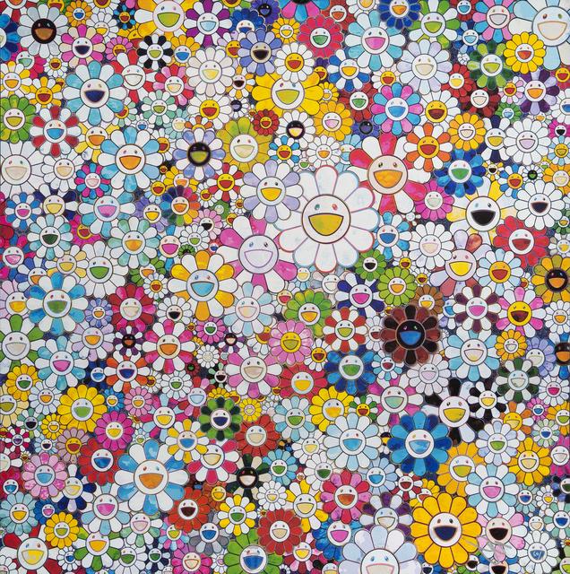 Takashi Murakami, 'When I Close My Eyes, I See Shangri-La', 2012, Julien's Auctions
