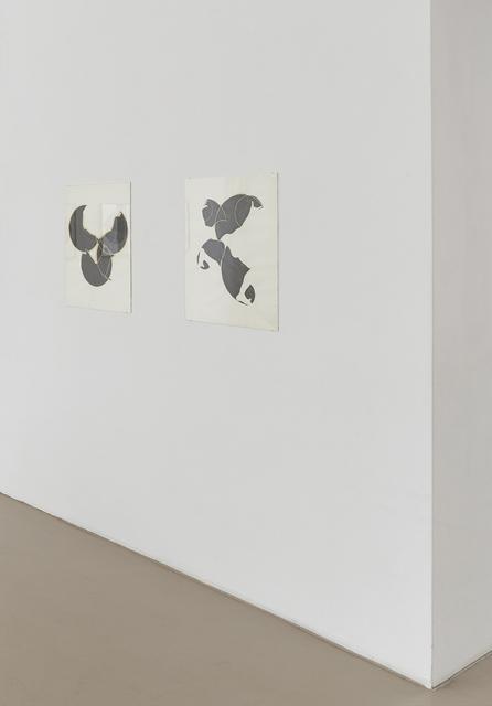 , 'Schattenwinkel,' 2014, Thomas Rehbein Galerie
