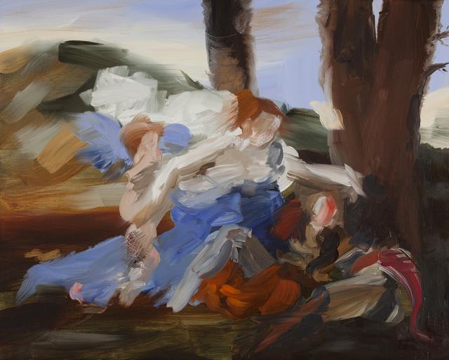 , 'Rinaldo andArmida I,' 2013, Cynthia Corbett Gallery
