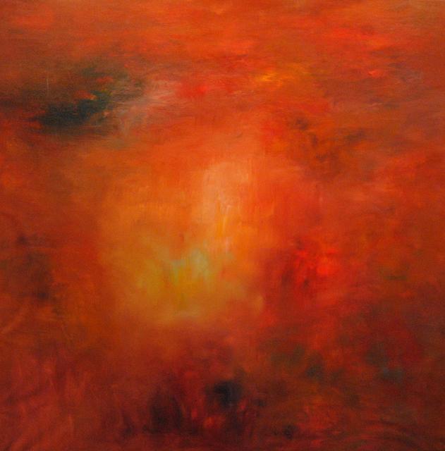 MD Tokon, 'The Red Forest', 2014, Isabella Garrucho Fine Art
