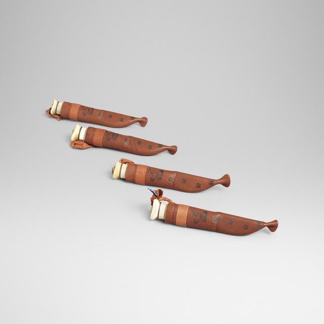 Kauko Raatiniemi, 'knives, set of four', Wright