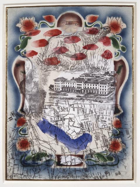 , 'Sri Lanka I,' 1983, Academy Art Museum