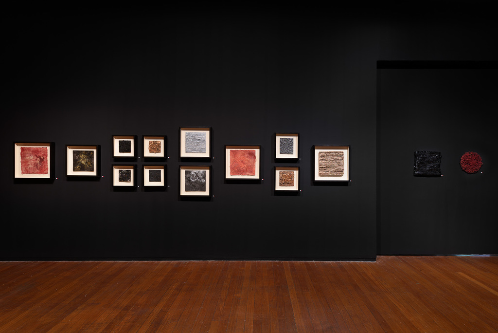 Exhibition view, Kirtika Kain, Corpus, Roslyn Oxley9 Gallery, Sydney (12 July - 3 August 2019). Photo: Luis Power