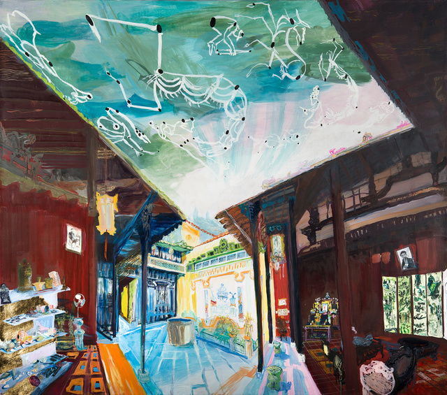 , 'House of Tan Ky,' 2015, Locks Gallery