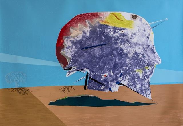 , 'Adbar II,' 2015, Tiwani Contemporary