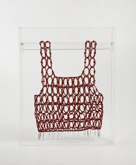 , 'Bustiê,' 2011, Galeria Murilo Castro