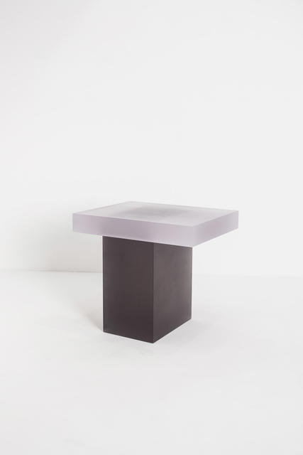 , 'Haze Stool (White and Grey),' 2015, Carpenters Workshop Gallery