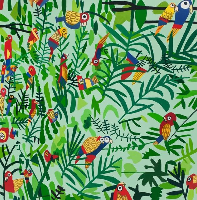 Jonas Wood, 'Parrot Scarf', 2015, MSP Modern