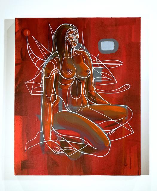 , 'Brujah 2,' 2014, Jonathan LeVine Projects