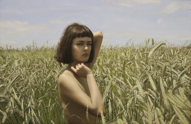, 'Untitled; Olya,' 2015, Zemack Contemporary Art