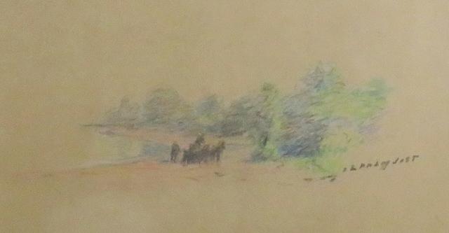 , 'Horses on the Beach, Winona,' , Arctic Experience McNaught Gallery
