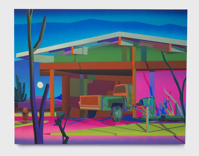 Jonathan Chapline, 'Scenes of a Home (Cart Port)', 2019, The Hole