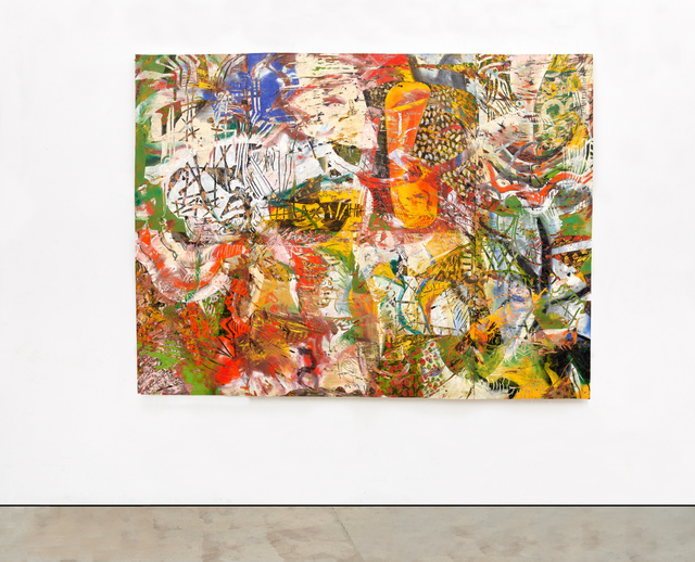 , 'Amber River,' 2018, Lehmann Maupin