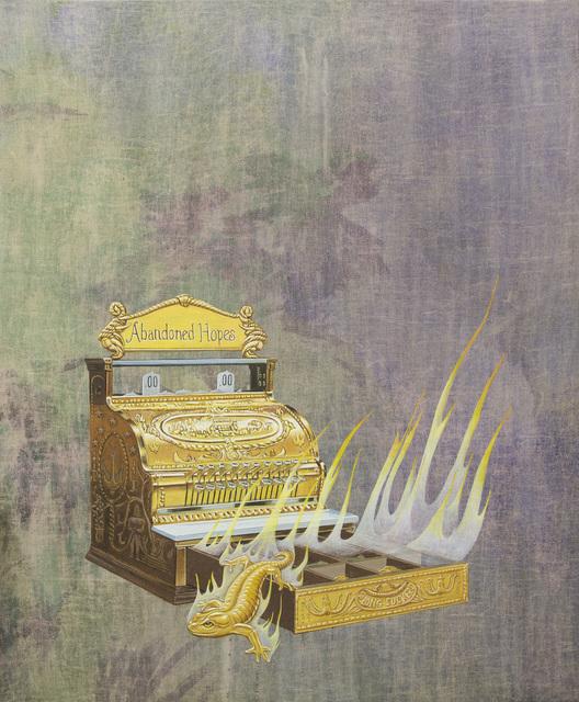 Jim Shaw, 'Alchemical Cash Register', 2015, Simon Lee Gallery