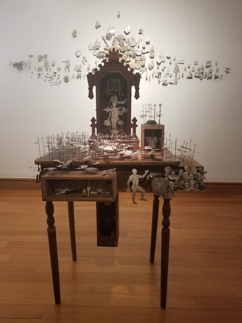 , 'Cartographies of Extractions installation,' 2019, RoFa Projects