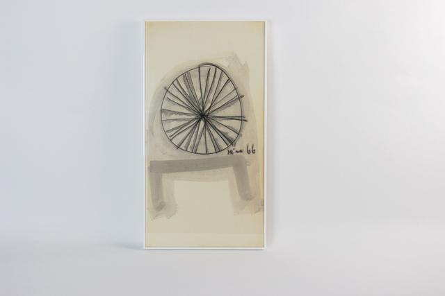 , 'Untitled,' 1966, Fólio Livraria