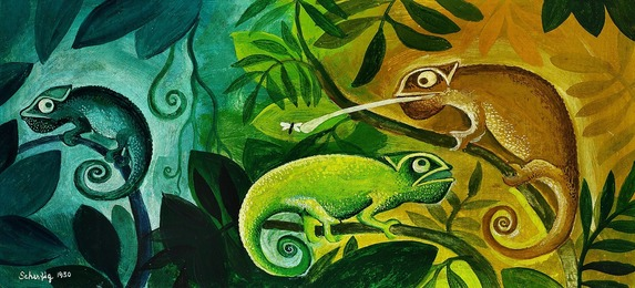 Chameleons III