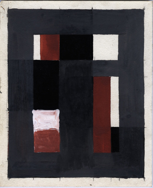 , 'Study for Rectangular Form,' 1950-1951, Annely Juda Fine Art