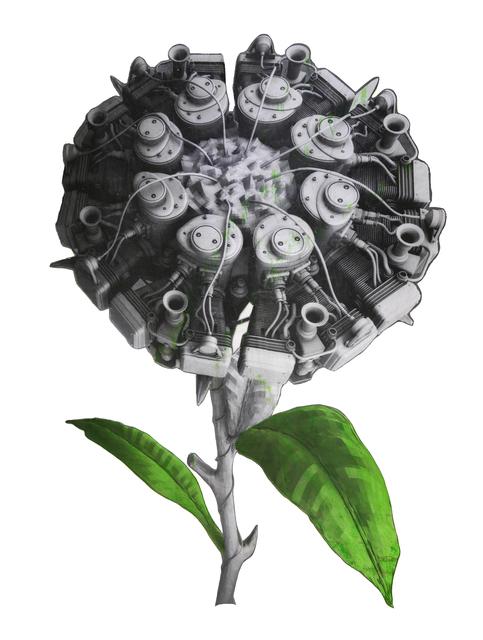 Ludo, 'Flower Engine', 2013, Julien's Auctions
