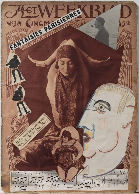 , 'Fantaisies Parisiennes,' 1924-1926, Osborne Samuel