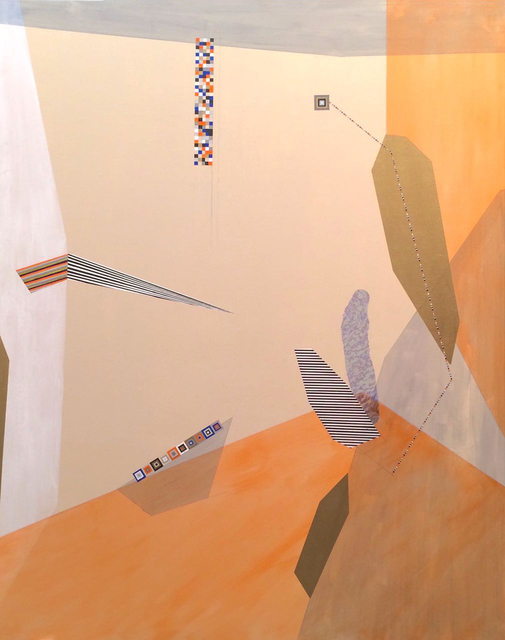 , 'Orange painting,' 2016, Arróniz Arte Contemporáneo