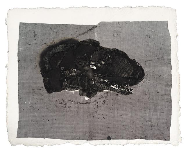 David Lynch, 'Untitled (C26)', 2001, Tandem Press