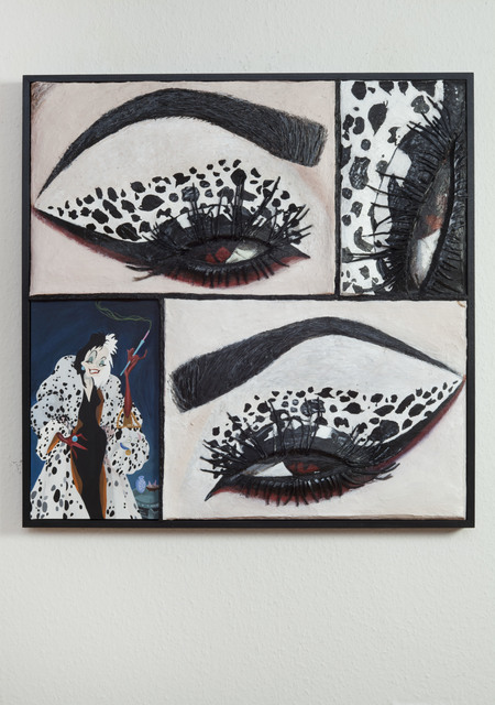 , 'Cruella eye,' 2017, GNYP Gallery