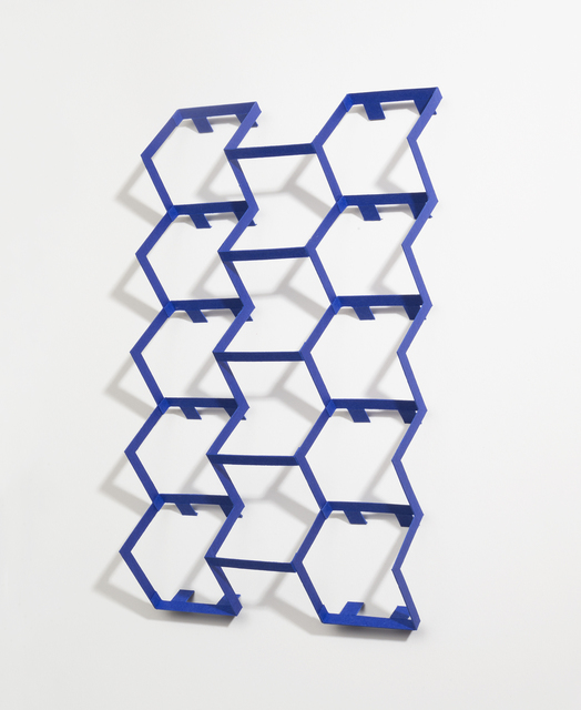 , 'Blue  Tooth,' 2018, Richard Levy Gallery