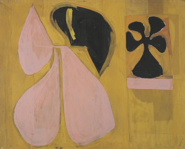 , 'Interior with Pink Nude,' 1951, Dedalus Foundation