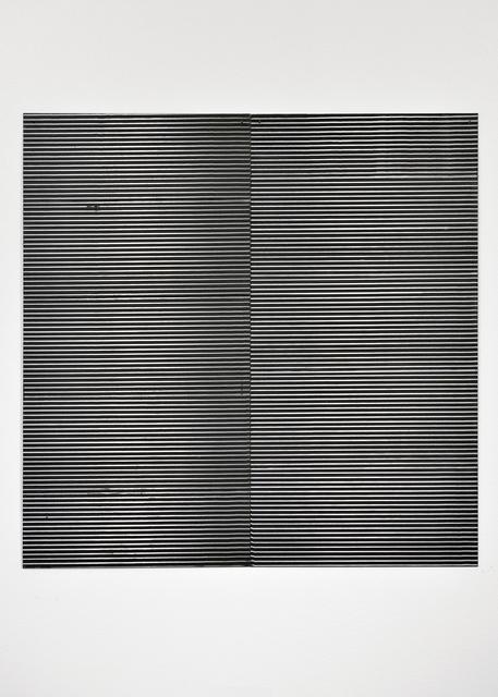 , 'Escalator (2),' 2017, Anne Mosseri-Marlio Galerie
