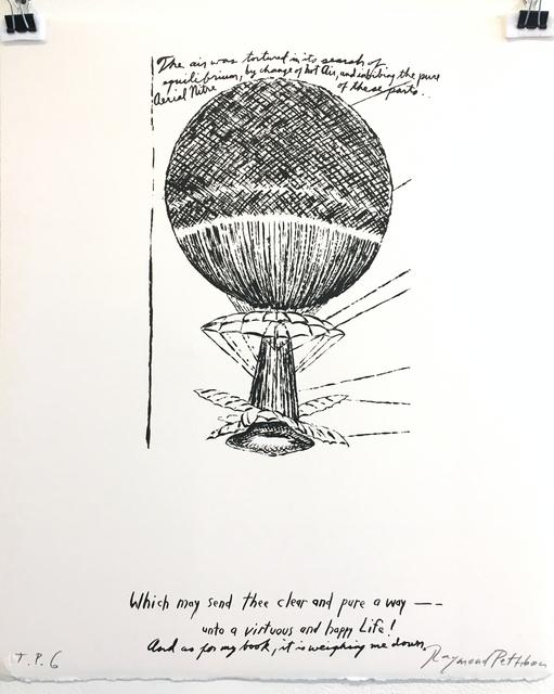 , 'No Title (hot air balloon),' 2003, The LODGE