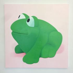 , 'Frog,' 2015-2016, Geary