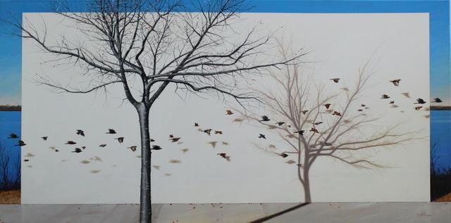 Kendall Stallings, 'Shadow Catcher 2 ', 2017, Greg Thompson Fine Art