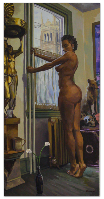 , 'Between Jupiter and Jesus,' 2009, ArtAboveReality