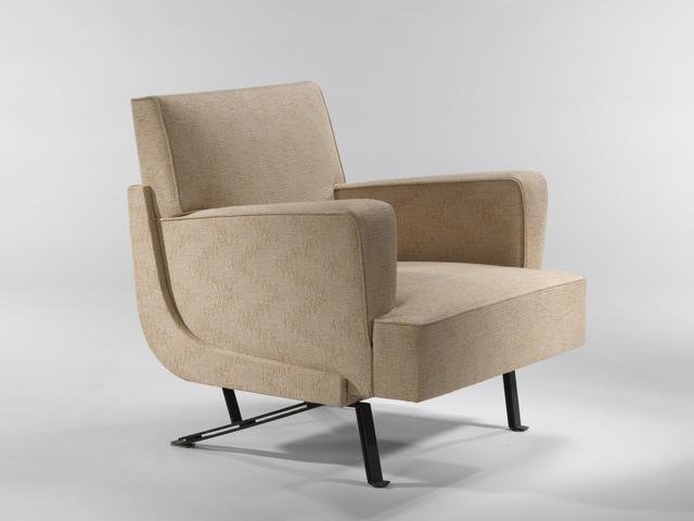 , 'Sleigh Chair with Straight Finish,' 1961, Demisch Danant