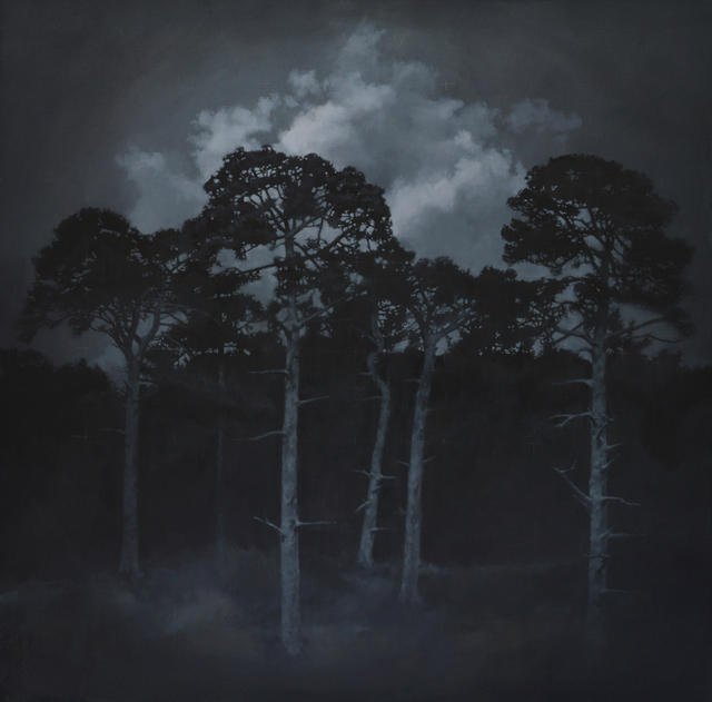 , 'These Dark Woods | Rendezvous,' , Beside the Wave