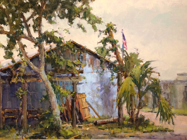 , 'Backside,' , Beverly McNeil Gallery