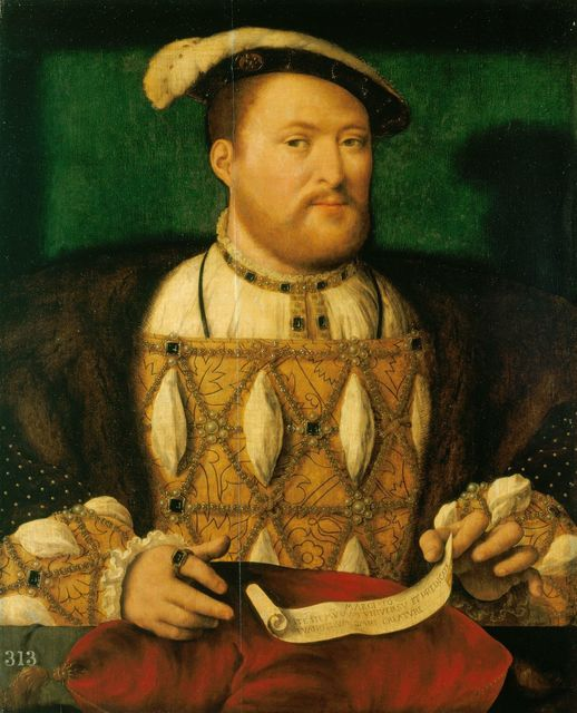 , 'Henry VIII (1491-1547),' ca. 1530-1535, Royal Collection Trust