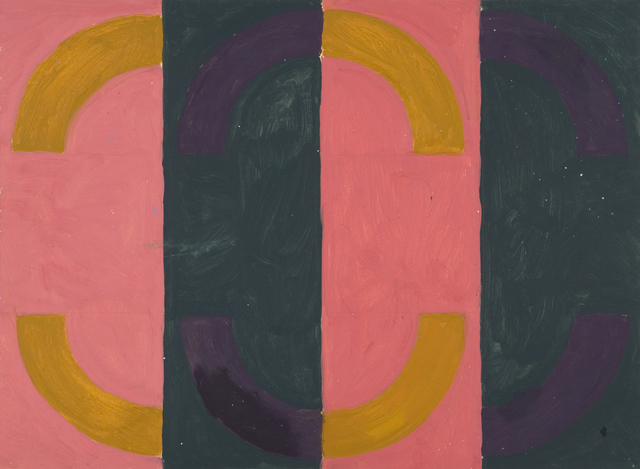 , 'Untitled,' 1960, Flowers