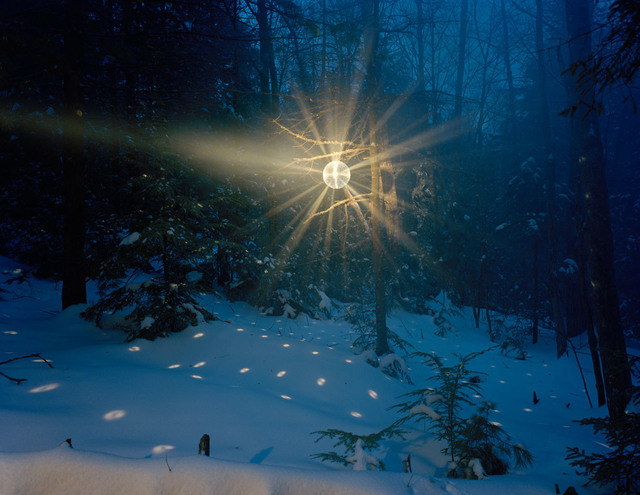 , 'A disco ball on the mountain,' 2005, ClampArt