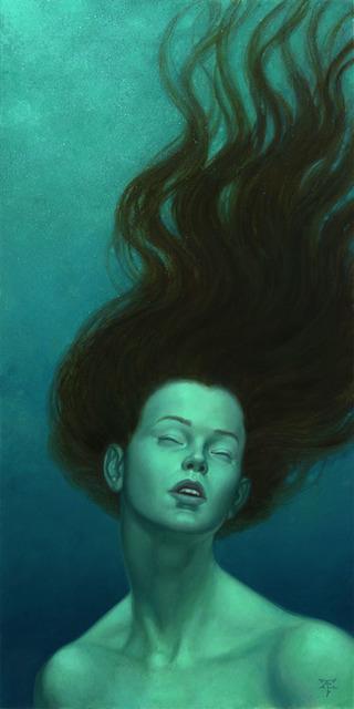 , 'Siren,' 2017, Haven Gallery
