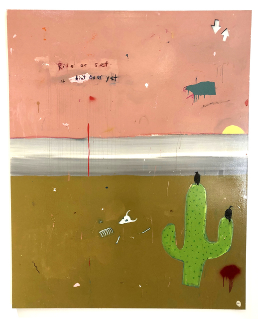 , 'From Dusk Till Dawn,' 2018, Bruce Lurie Gallery