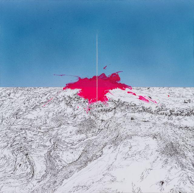 , 'Rose of Goldbach,' 2019, HdM GALLERY