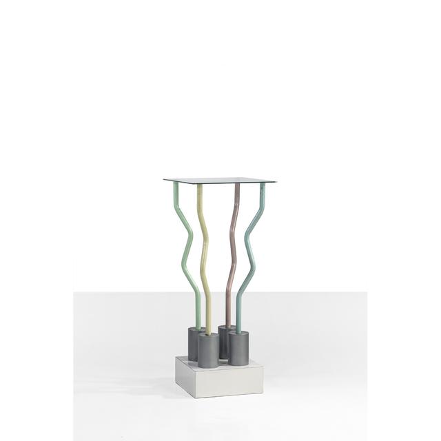 Ettore Sottsass, 'Strutture Tremano, Pedestal', 1979, PIASA